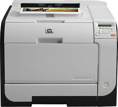Hp Laserjet Color Printer M451dn Staples