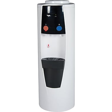 SoleusAir® Compact Hot and Cold Water Dispenser, White