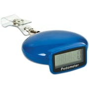 Cosco® MyID™ Blue Pedometer Card Reel