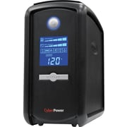 CyberPower CP1000AVRLCD 1000VA 600W UPS Mini-Tower Battery Backup & Surge Protection with 9 Outlets & LCD Screen