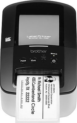 QL-700 High-Speed Professional Label Printer Up to 2.4
