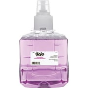 Gojo® Antibacterial Foaming Hand Wash, Plum Scent, 1,200 ml, 2/Pk