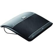 Jabra  FREEWAY Bluetooth 2.1 In-Car Speakerphone 100-46000000-02, Hands-Free, Black