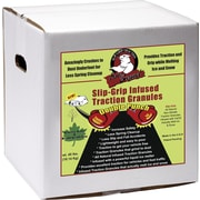 Bare Ground, Slipgrip Infused Traction Granules, 15 lbs, (SLGP-15)