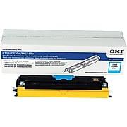 OKI 2585449 Cyan Standard Yield Toner Cartridge
