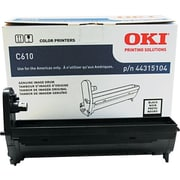 OKI 44315104 Black Drum Cartridge