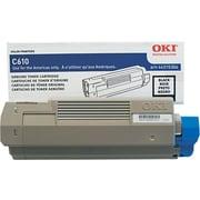 OKI 44315304 Black Toner Cartridge