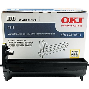 OKI 44318501 Yellow Drum Cartridge