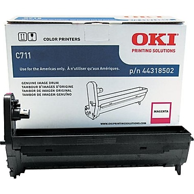 OKI 44318502 Magenta Drum Cartridge