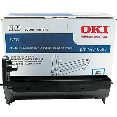 OKI 44318503 Cyan Drum Cartridge
