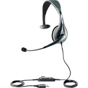 Jabra® UC™ Voice 150 Monaural Over-The-Head Corded Headset
