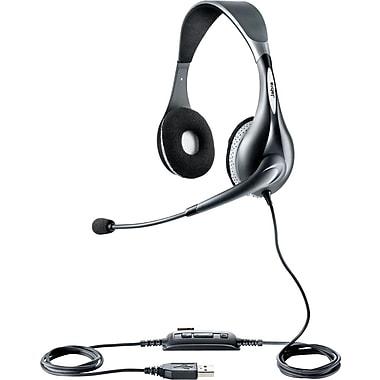 Jabra UC VOICE™ 150 Duo MS Corded Headset for Microsoft® Lync™