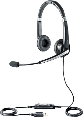 Jabra UC Voice 550 Duo MS Wired Headset