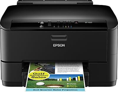 Epson WorkForce Pro WP-4020 Color Inkjet Printer (C11CB30201)