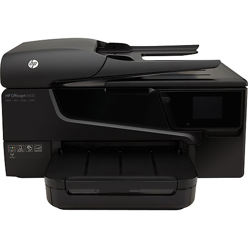 hp officejet 6600 e all in one printer manual