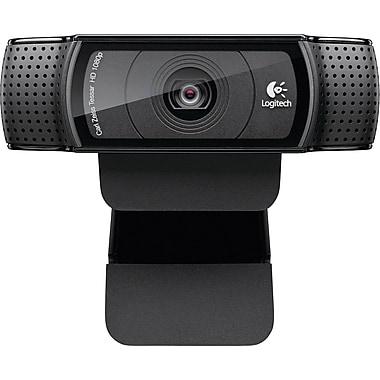 Logitech - Caméra Web HD Pro Webcam C920