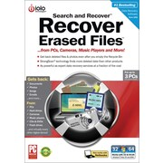 iolo Search and Recover for Windows (3-User) [Boxed]
