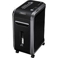 Fellowes PowerShred 99Ci 18-Sheet Cross-Cut Paper Shredder (Black)