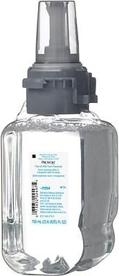 Gojo ADX Provon Clear & Mild Foam Handwash Refill, Unscented, 700 ml, 4/Ct
