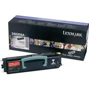 Lexmark 24035SA Black Toner Cartridge
