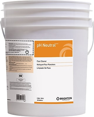 Brighton Professional™ pH Neutral™ Floor Care All Purpose Concentrated Cleaner, 5 Gallon