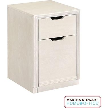 Martha Stewart Home Office™ Blair File, Sand Gray