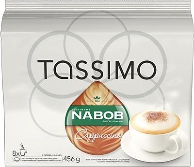 Recharges T-Disc pour systèmes d'infusion Tassimo