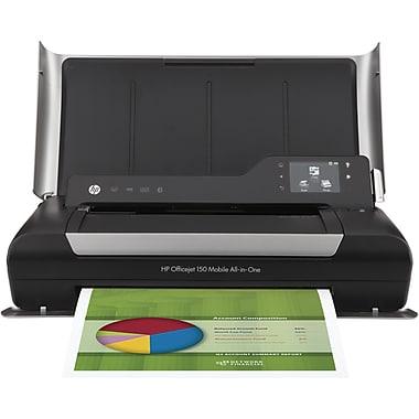 HP® Officejet 150 Color Inkjet Mobile All-In-One Printer