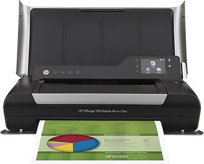 HP Officejet 150 Mobile All-in-One Printer L511a (CN550A)