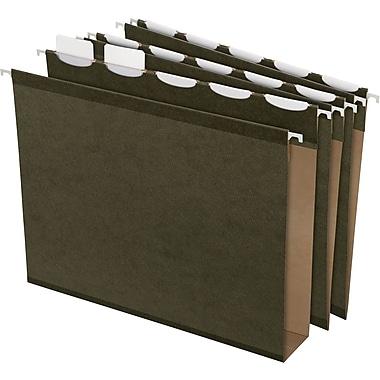 Pendaflex® Ready-Tab® Extra Capacity Reinforced Hanging Folders, 5-Tab, Letter, 2