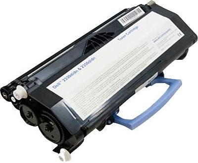 Dell PK492 Black Toner Cartridge (XN009), Use and Return
