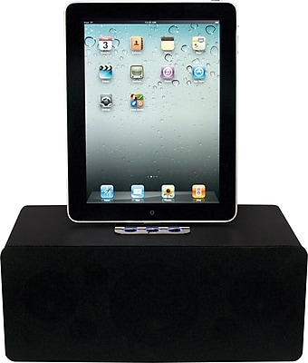 Jensen Docking Speaker Station for iPad™, iPod® and iPhone®