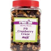 Crunch Time Peanut Butter Cranberry Craze Mix, 27.5 oz. Jar