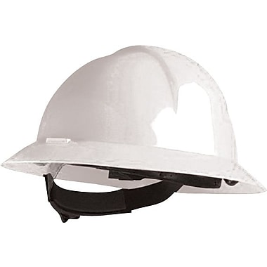 North® Slotted Everest Hard Hats, HDPE, 6 Point, White, Ratchet