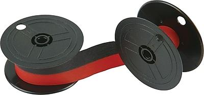 Porelon PR-511 Universal Black/Red Calculator Ribbon (11216), 6/Pack