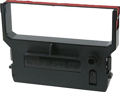 Porelon Black/Red Cash Register Ribbon (11301)