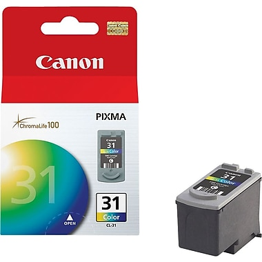 Canon® CL-31 Colour Ink Cartridge (1900B002A)