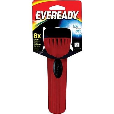 Eveready 1 D Economy Flashlight, LED