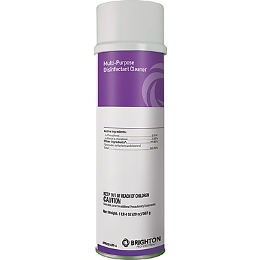 Brighton Professional trade; Multi-Purpose Disinfectant Cleaner, 20 oz.