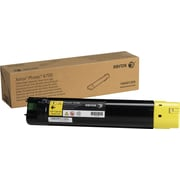 Xerox® 106R01509 Yellow Toner Cartridge, High Yield