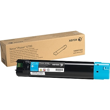 Xerox® 106R01503 Cyan Toner Cartridge