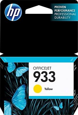 HP 933 Yellow Ink Cartridge (CN060AN)