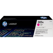 HP 305A (CE413A) Magenta Original LaserJet Toner Cartridge