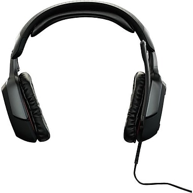 Logitech G35 Wired PC Gaming Headset with Dolby 7.1 Surround Sound (981-000116 )