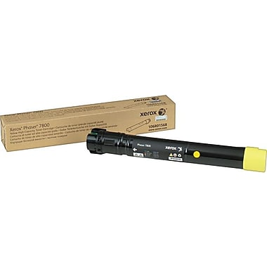 Xerox® 106R01568 Yellow Toner Cartridge, High-Yield