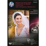 HP® Premium Plus Photo Paper, High-Gloss