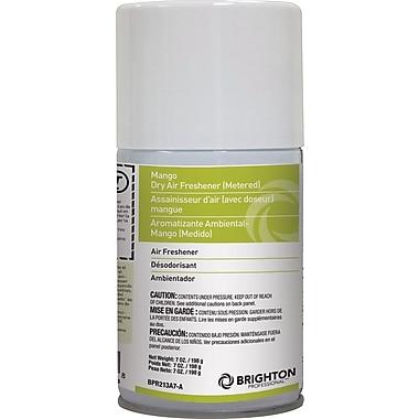Brighton Professional™ Metered Air Dispenser Refill, Mango, 7 oz., Each (213A7-A/19997)