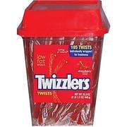 Twizzlers Cherry Nibs, 6 oz., 12/Case
