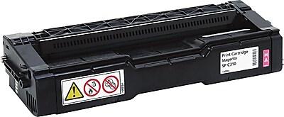 Ricoh Magenta Toner Cartridge (406477), High Yield