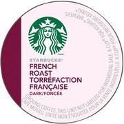 Starbucks® – Café torréfaction française, godets K-Cup
